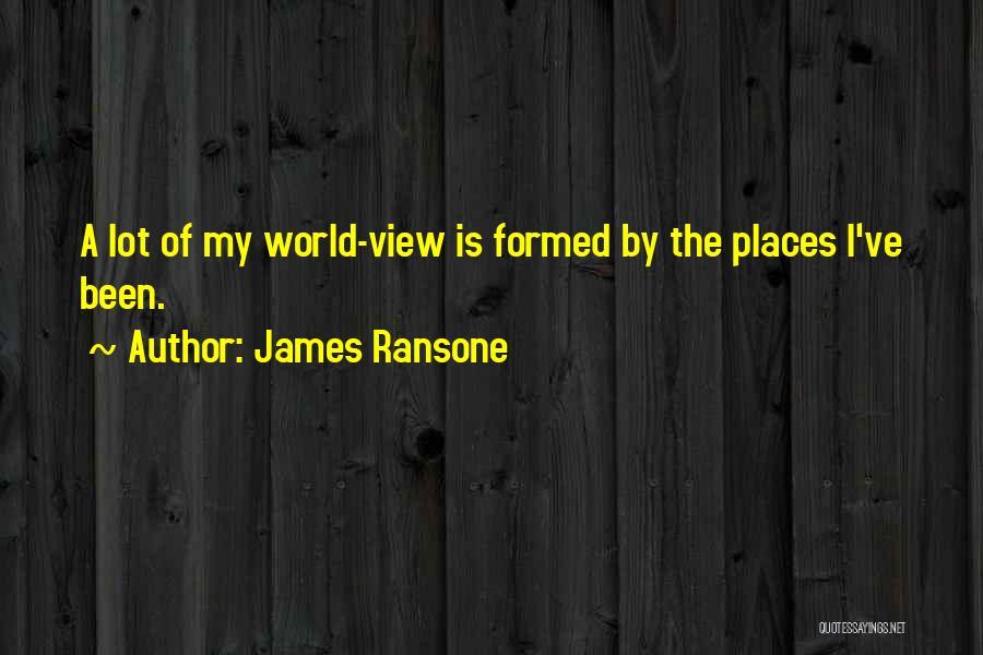 James Ransone Quotes 154479
