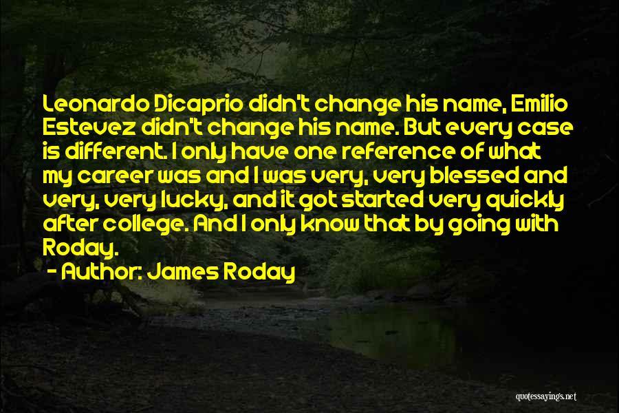 James Roday Quotes 1031312