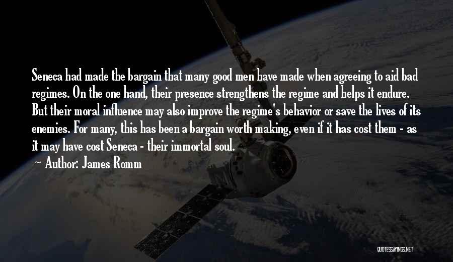James Romm Quotes 1992319