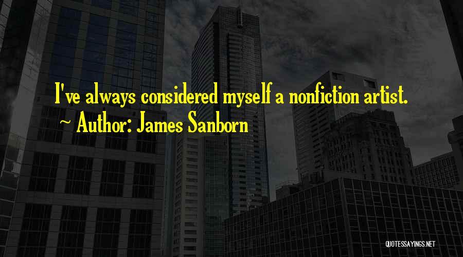 James Sanborn Quotes 1010536