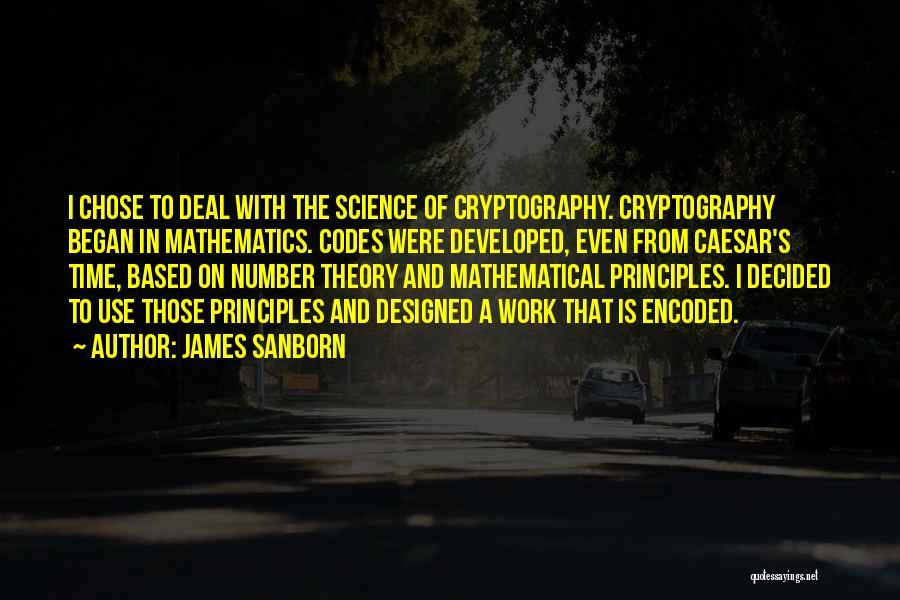 James Sanborn Quotes 1839706