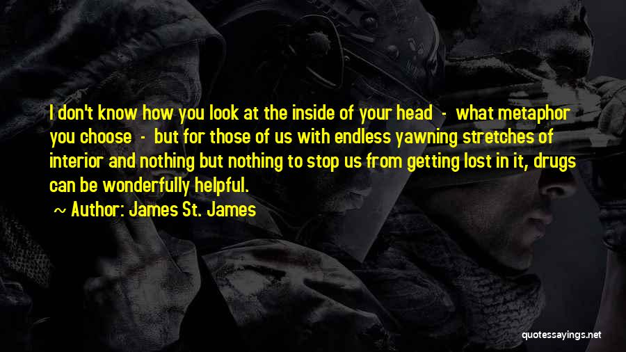 James St. James Quotes 1037441