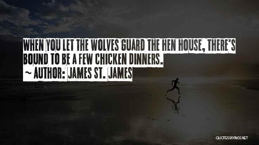 James St. James Quotes 1283236