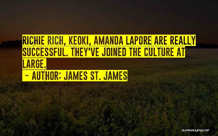 James St. James Quotes 1520831