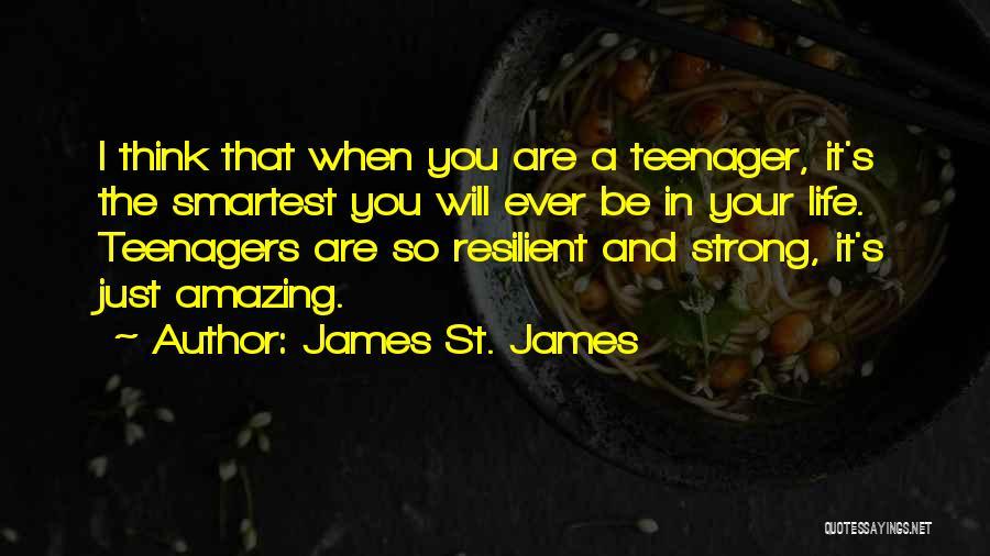 James St. James Quotes 2080701