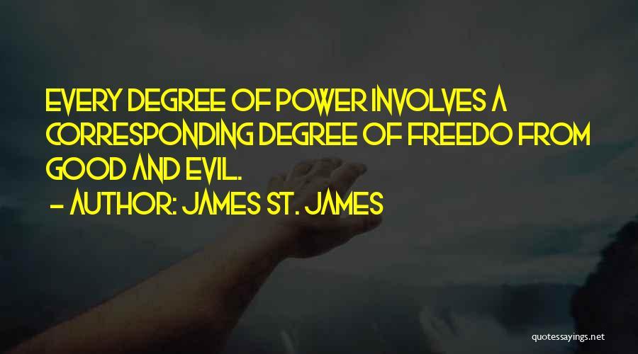 James St. James Quotes 345841
