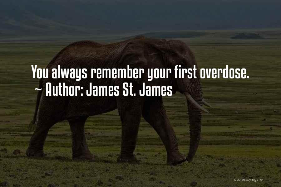 James St. James Quotes 348508