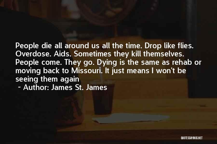 James St. James Quotes 469552