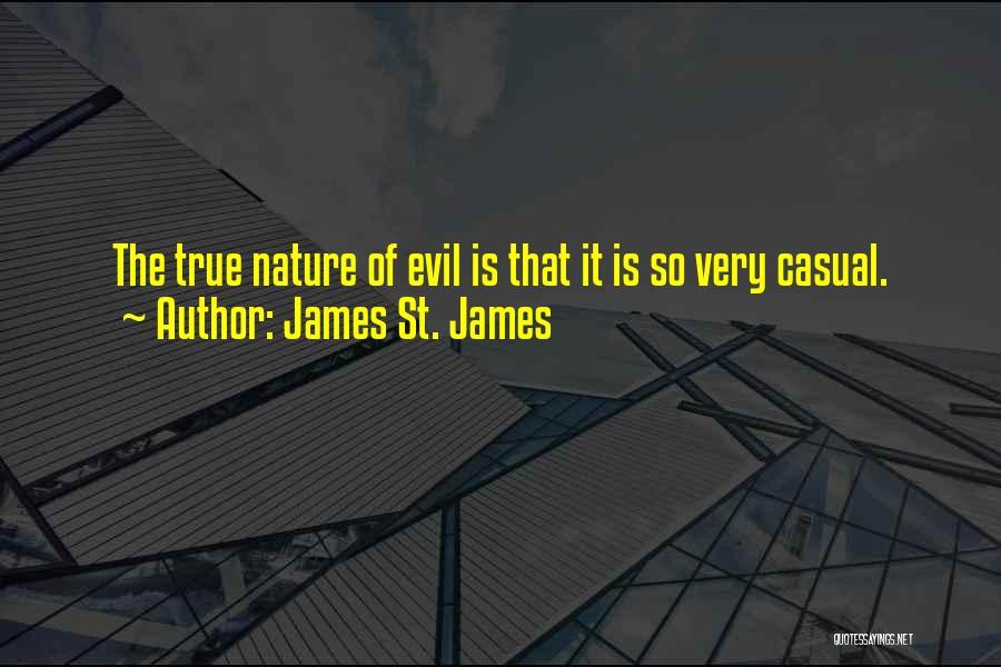 James St. James Quotes 641787