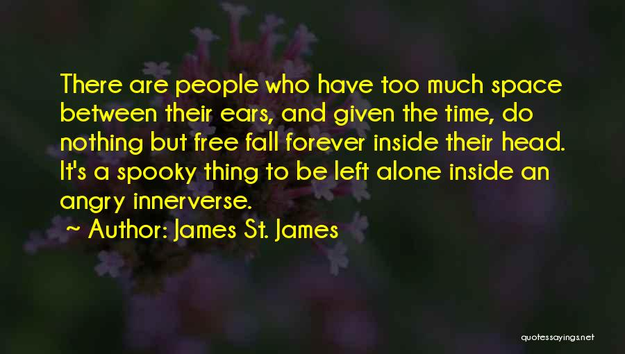 James St. James Quotes 703599