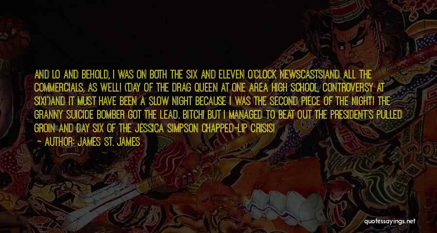 James St. James Quotes 895655