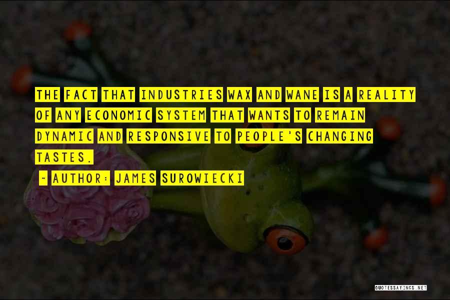 James Surowiecki Quotes 100186