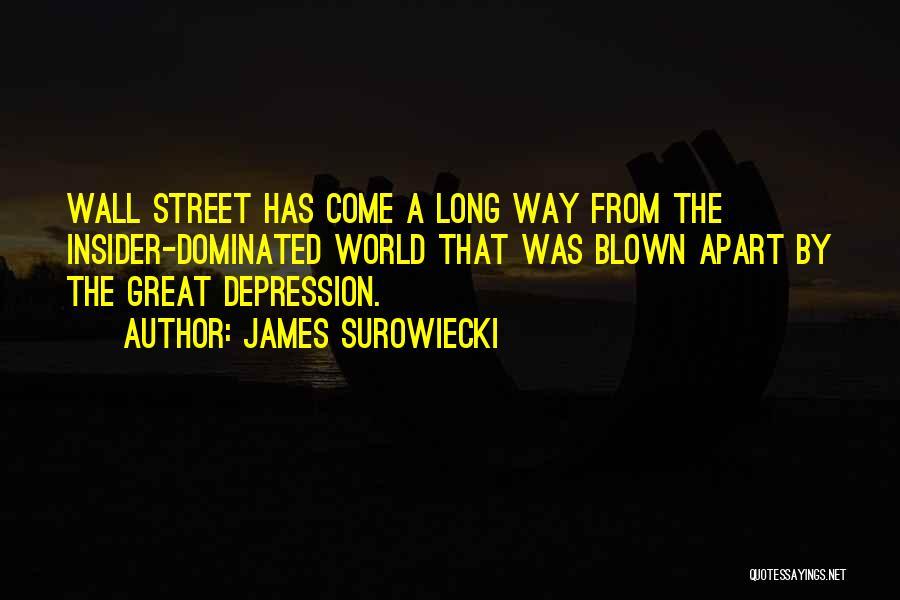 James Surowiecki Quotes 1203772
