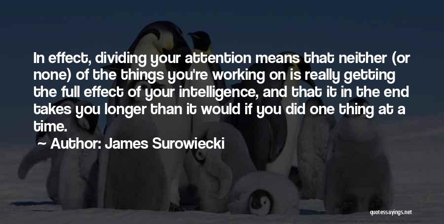 James Surowiecki Quotes 1373197
