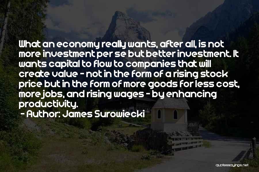 James Surowiecki Quotes 159879