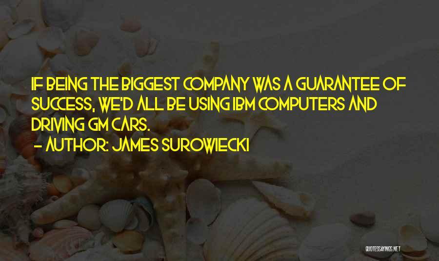 James Surowiecki Quotes 1608280