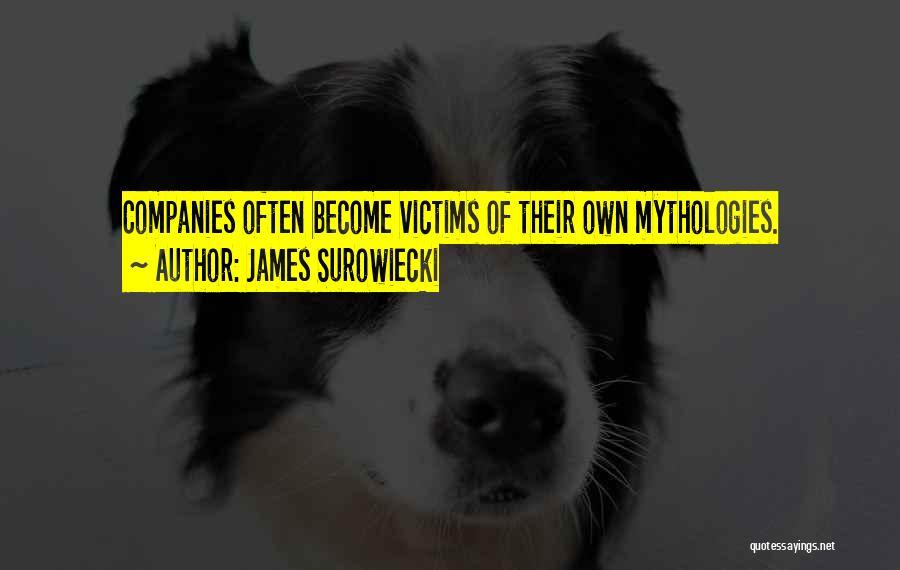 James Surowiecki Quotes 1849052