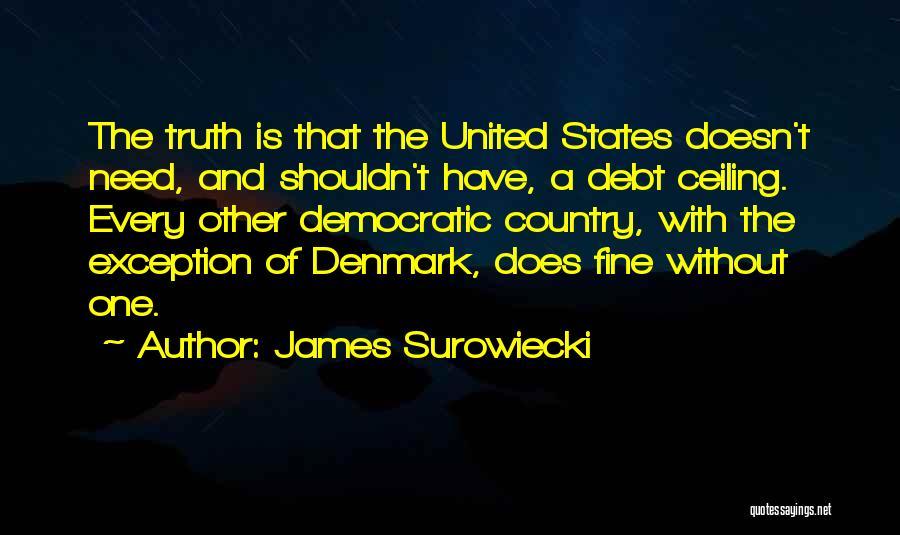 James Surowiecki Quotes 1875272