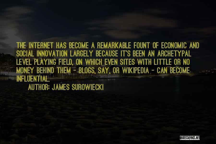James Surowiecki Quotes 1879384