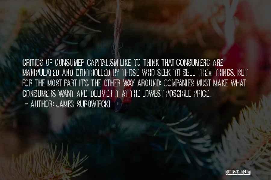 James Surowiecki Quotes 2086791