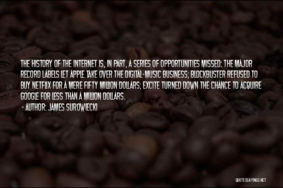 James Surowiecki Quotes 2137267