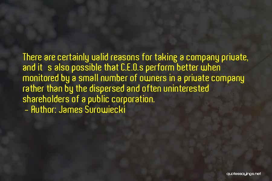 James Surowiecki Quotes 2183296