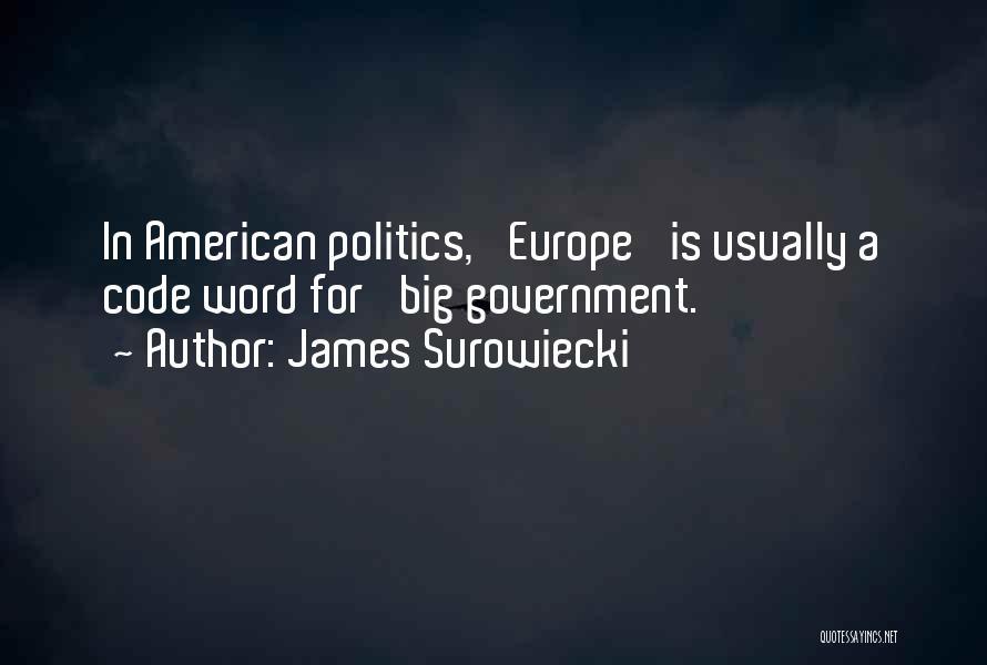 James Surowiecki Quotes 2242287