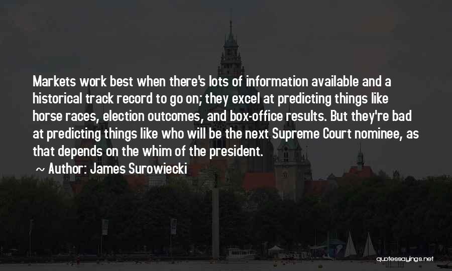 James Surowiecki Quotes 2256553