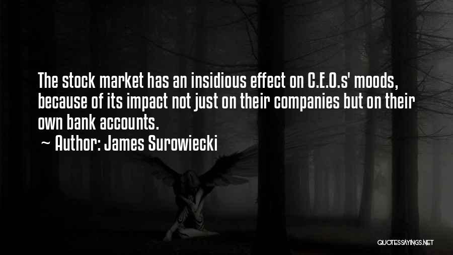 James Surowiecki Quotes 236683