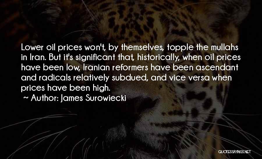 James Surowiecki Quotes 281767