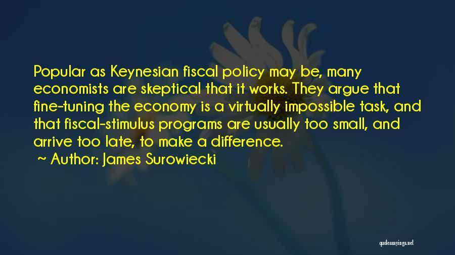 James Surowiecki Quotes 309248