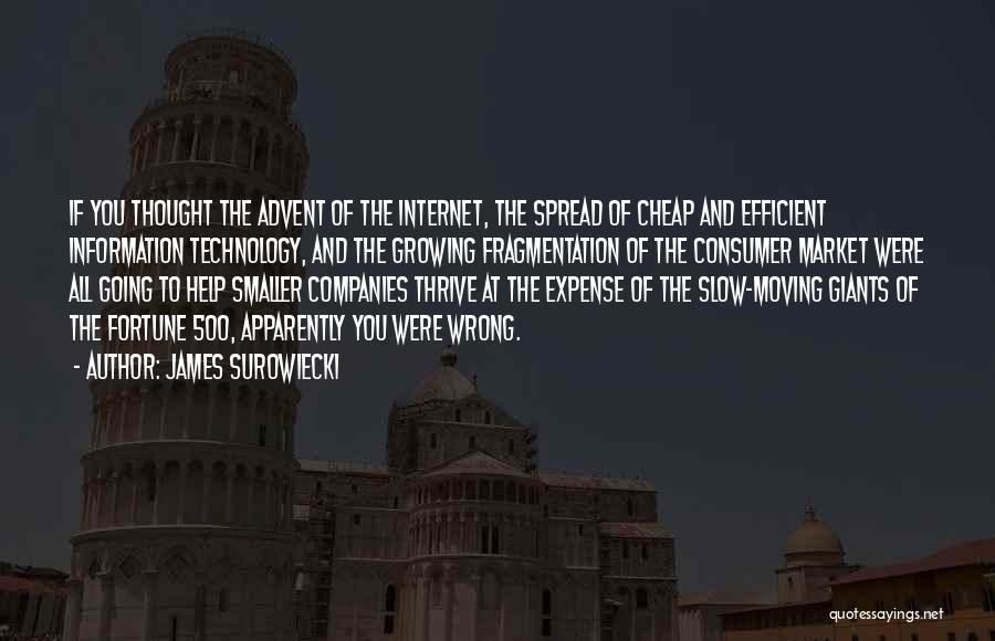 James Surowiecki Quotes 568571