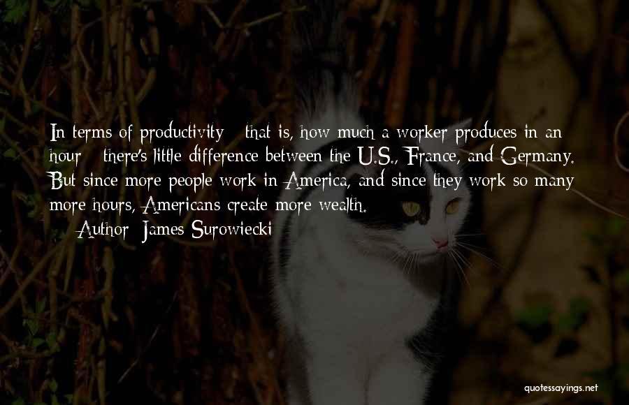 James Surowiecki Quotes 674057