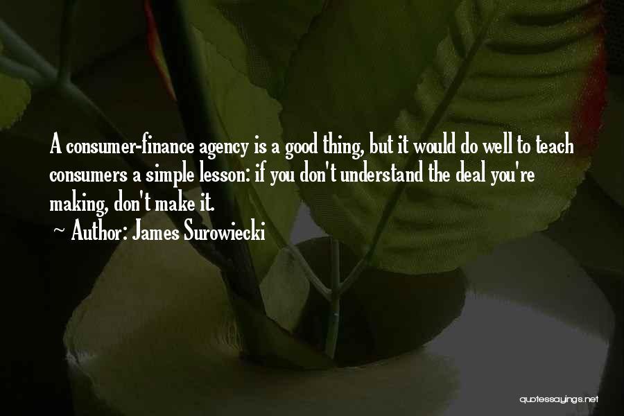 James Surowiecki Quotes 717891