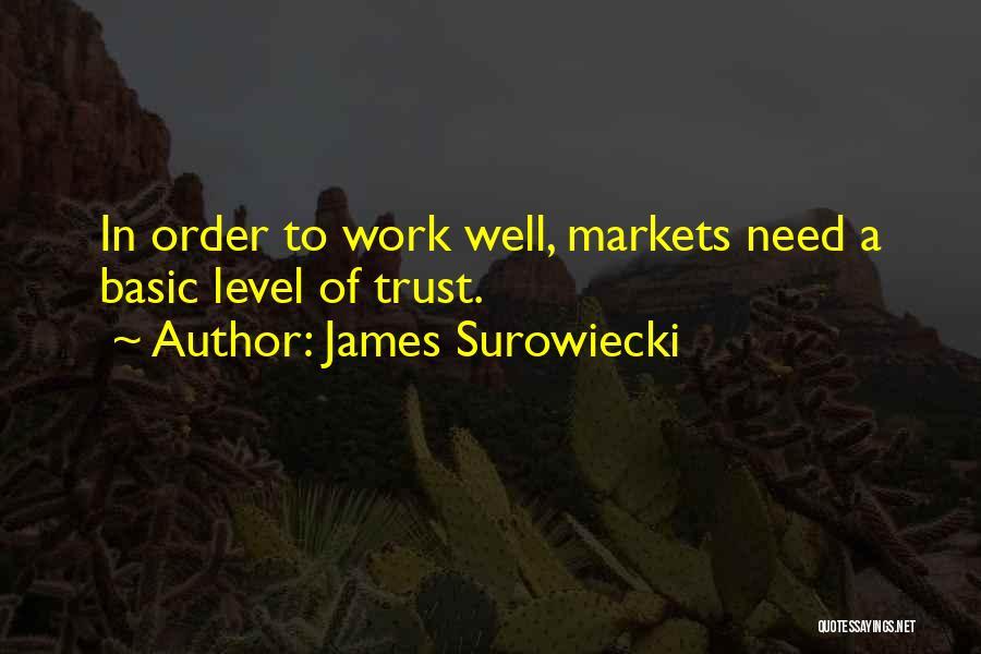 James Surowiecki Quotes 804002