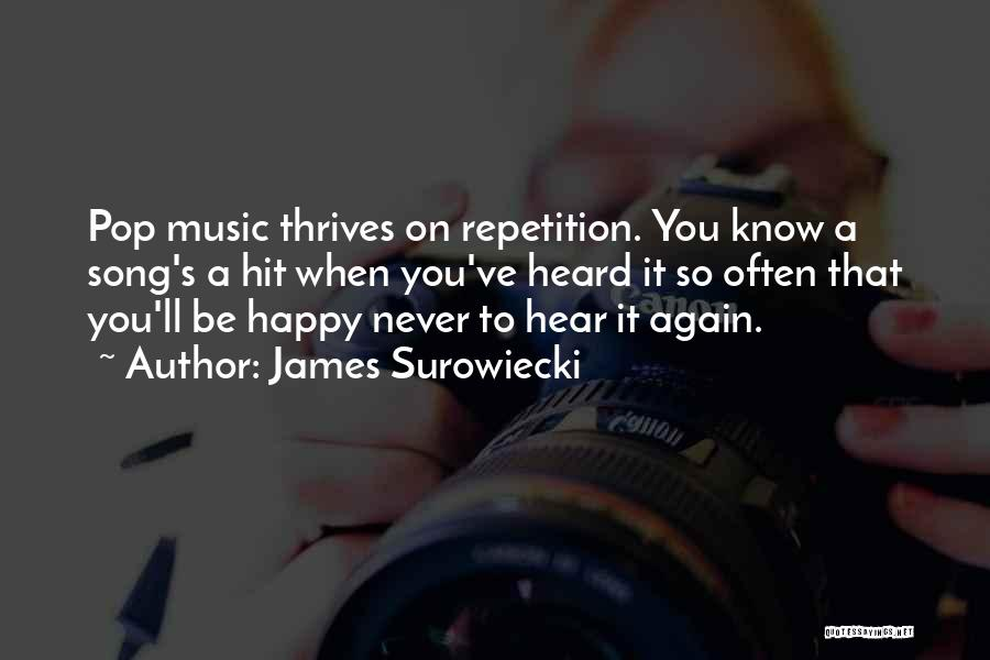 James Surowiecki Quotes 816553