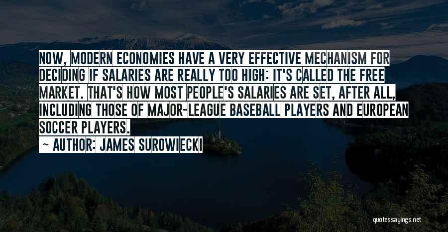 James Surowiecki Quotes 901265