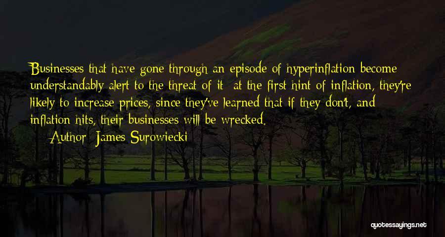 James Surowiecki Quotes 946132