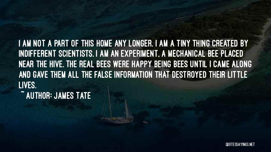 James Tate Quotes 1839858