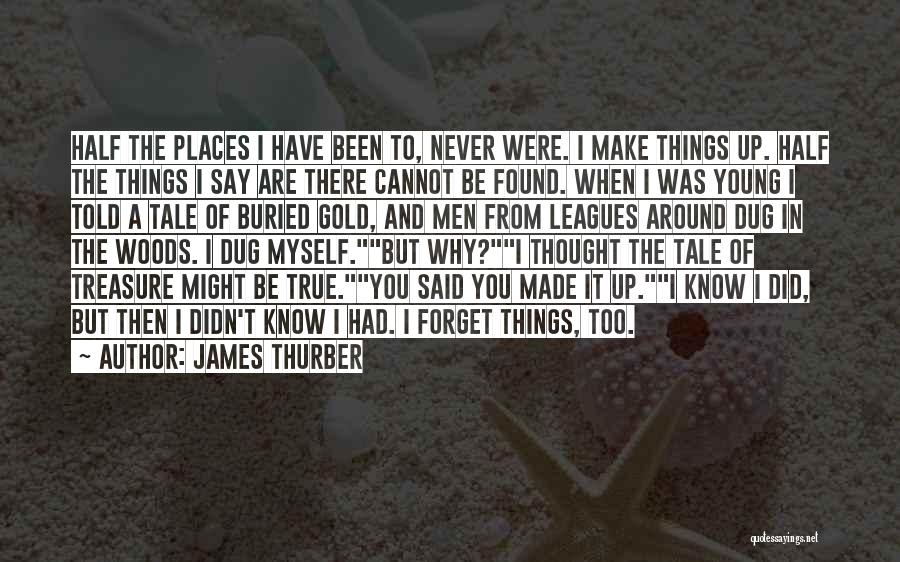 James Thurber Quotes 1097081