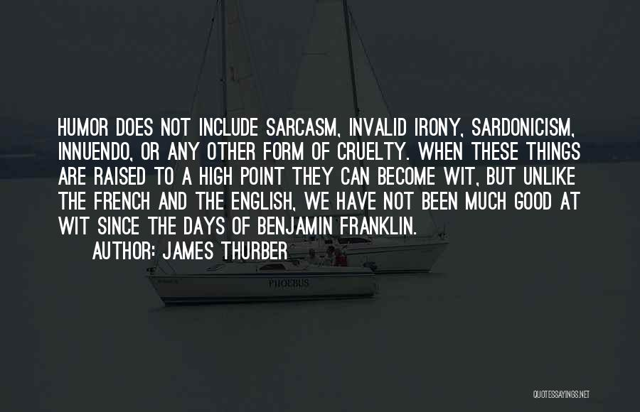 James Thurber Quotes 1152443