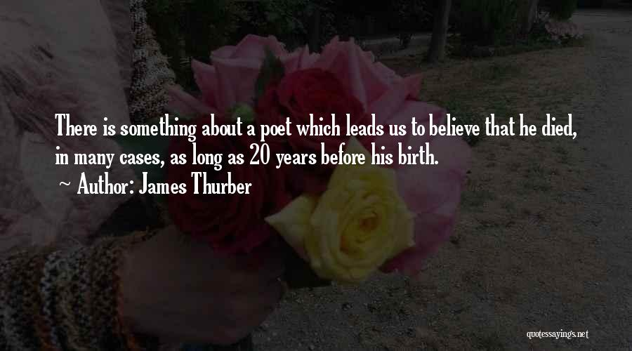 James Thurber Quotes 1171221