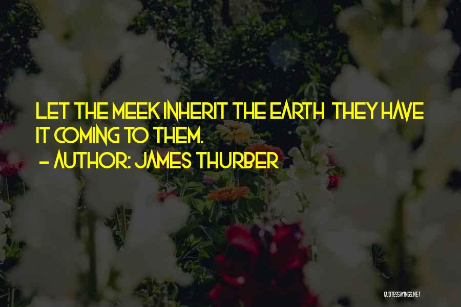 James Thurber Quotes 1204234