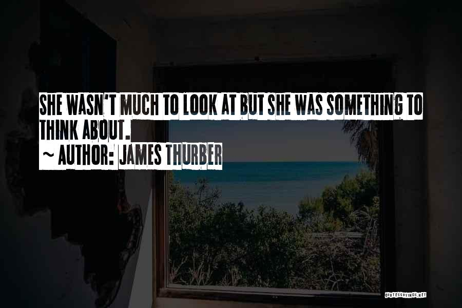 James Thurber Quotes 1413449