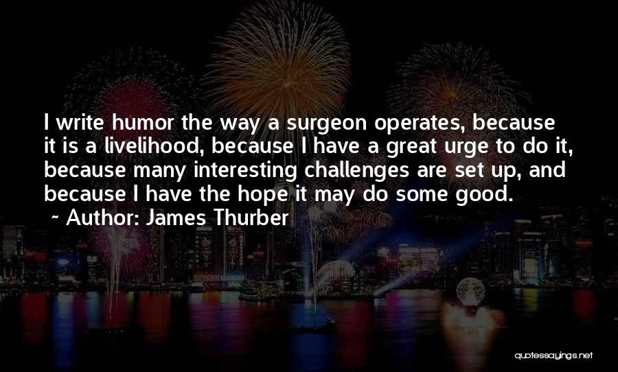 James Thurber Quotes 1567833