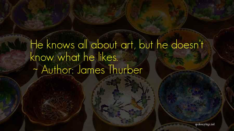 James Thurber Quotes 1667514