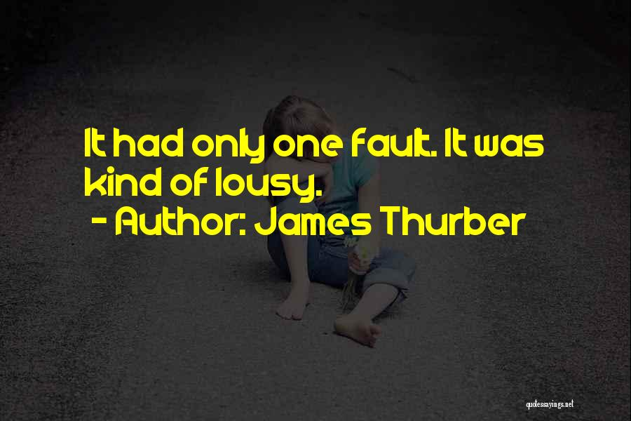 James Thurber Quotes 1801116