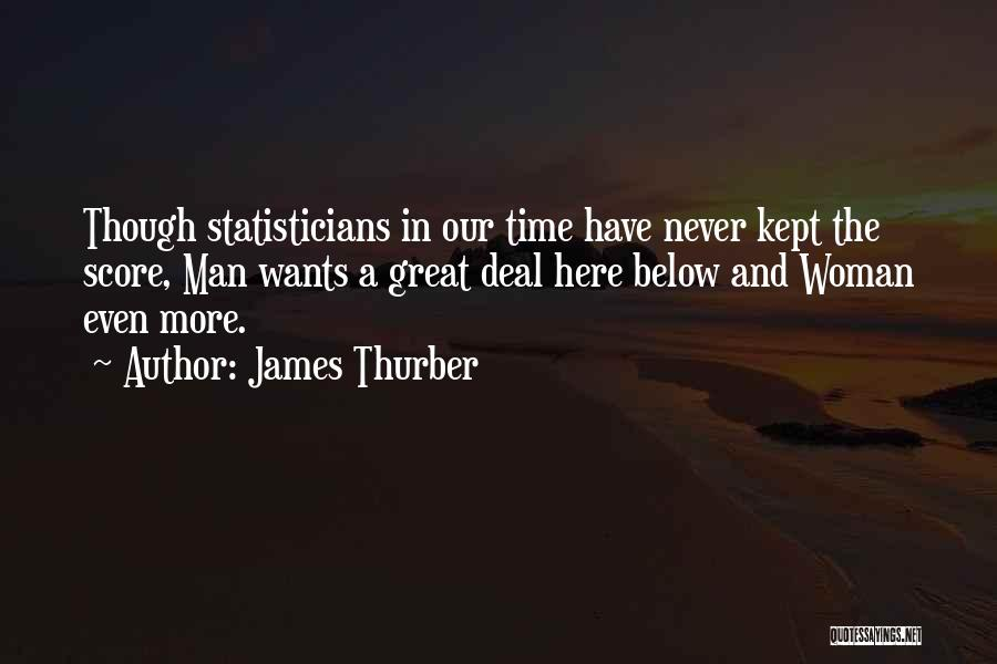 James Thurber Quotes 2185363