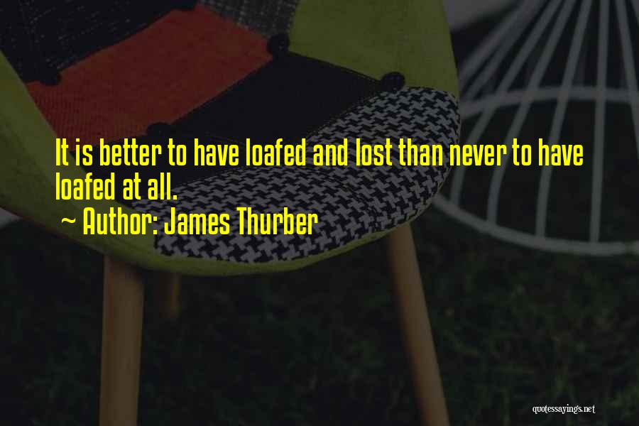 James Thurber Quotes 295874