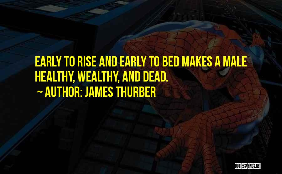James Thurber Quotes 314798